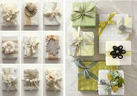 Beautifully Wrapped Gifts - let u0027s decorate online show how much you care with these wrapping