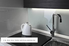 küche spritzschutz folie küchenspiegel küchenrückwand rückwand glasrückwand