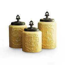 yellow kitchen canisters kitchen canisters canister sets kirklands