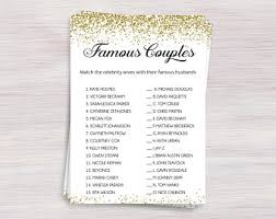 couples wedding shower ideas couples shower favor etsy