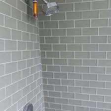 light grey brick tiles light grey grout thefarmersfeast me
