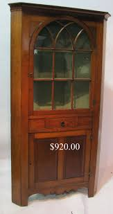 Primitive Corner Cabinet Hap Moore Antiques Auctions
