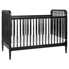 Black Convertible Cribs Million Dollar Baby Classic Liberty 3 In 1 Convertible Crib Target