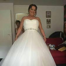 wedding dresses glasgow wedding dress in glasgow size 14 second wedding clothes and