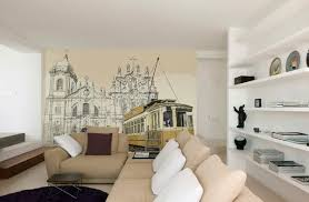 living room mural refreshing wall mural ideas for your living room
