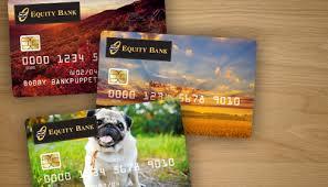 customized debit cards debit cards equity bank