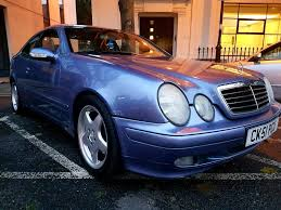 mercedes clk 320 elegance in islington london gumtree