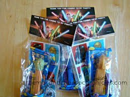 wars party favors lego wars birthday the plan the mac and cheese chronicles