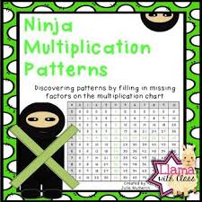 the 25 best multiplication chart ideas on pinterest