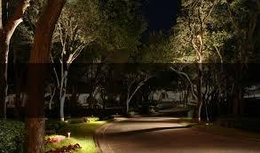 led landscape light fixtures commercial landscape lighting