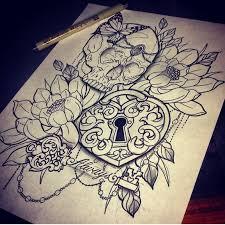 25 unique skull butterfly tattoo ideas on pinterest mens arm