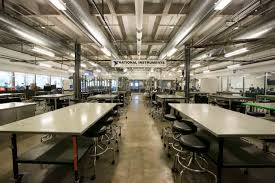 Oshman Engineering Design Kitchen Oedk Rice Facility
