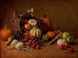 harvest cornucopia cornucopia magic invoking the horn of plenty gather
