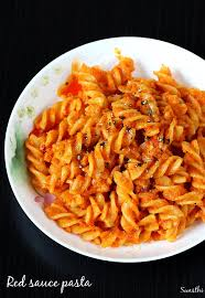 recipes with pasta red sauce pasta recipe pasta in red sauce recipe for kids toddlers