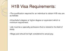 how to apply for h1b visa
