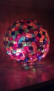 ball with light inside 9 best bowling ball crafts images on pinterest bowling ball crafts