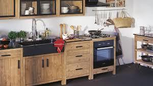 alinea cuisine equipee une cuisine authentique et moderne cuisine idées déco alinéa mon