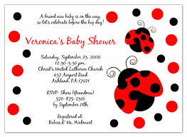 ladybug baby shower best collection of ladybug baby shower invitations for your