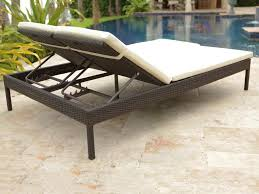 Double Chaise Lounge Cover Lounge Double Outdoor Chaise Pertaining To Provide House Covers