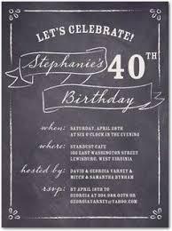 autumn flourish birthday party invitations in coffee