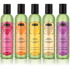 naturals massage oil coconut pineapple 8oz by kama sutra ebay