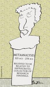 another 5 things to know about meta analysis absolutely maybe