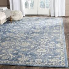 Blue Grey Area Rugs Blue Rugs Area Rugs For Less Overstock