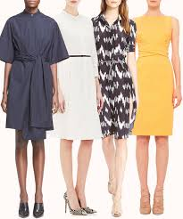 best summer work dresses on sale instyle com