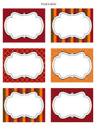 thanksgiving labels free thanksgiving party printables from cupcake express