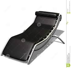 a leather recliner chair royalty free stock photo image 7657845