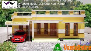home design for 1200 square feet beautiful single floor home design 1200 sq ft