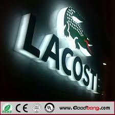 light boxes for sale backlit acrylic led sign 3d light box letter sign for sale channel