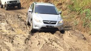 subaru indonesia subaru xv extreme offroad with subaru adventure indonesia youtube