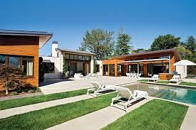 Modern Backyard 26 Sleek Pool Designs Ideas Transforming Gardens Into Backyard Oasis