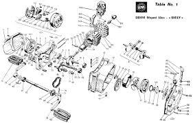 demm parts myrons mopeds