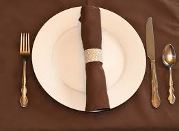 how to set a table with napkin rings diy toilet paper roll napkin rings the bright ideas blog