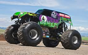monster truck power wheels grave digger performance ride along with grave digger photo u0026 image gallery