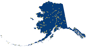 Southeast Alaska Map Project Map U2013 Alaska Engineers Planning Design Construction