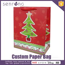 christmas paper bags merry christmas gift paper bag make decorative paper bags buy