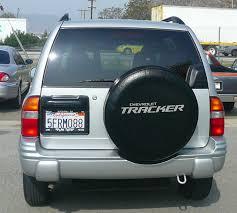 chevy tracker 2003 chevrolet tracker 4 door suv