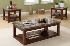 Living Room Coffee And End Tables Roundhill Furniture