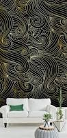 Interior Wallpaper Desings by Best 25 Metallic Wallpaper Ideas Only On Pinterest Gold