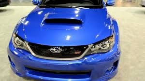 subaru wrx sti 2011 2011 subaru wrx sti hatchback walk around hd youtube