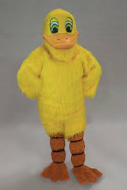 duck costume yellow duck costume br rental quality special order
