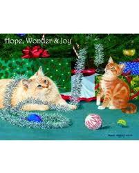 boxed christmas cards sale savings on lang kitten christmas boxed christmas cards
