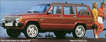 1989 jeep wagoneer limited my curbside classic 1989 jeep xj wagoneer limited a cherokee with