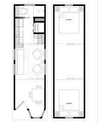 floor plan sample plans for the coastal cottage tiny house kb