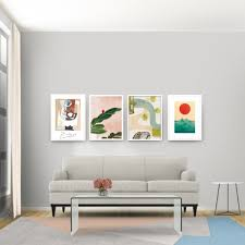 How To Build An Interior Wall How To Hang Affordable Stylish Gallery Wall Tips Brit Co
