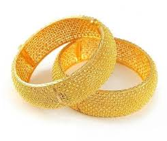 ladies gold bracelet bangle images Ladies designer gold bangles at rs 30000 pair s gold bangles jpg