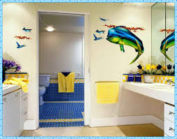 Dolphin Home Decor Cool Beach Wall Decals Home Decorations Ideas